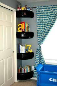 Book Shelves For Kids Rooms by Cut A Tire To Use For A Great Shelf In A Boys Room The Little