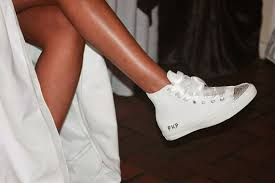 wedding shoes converse custom converse wedding shoes chuck all idealpin