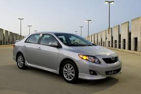 2009 Toyota Corolla Roof Rack by Toyota Corolla Reviews Specs U0026 Prices Top Speed
