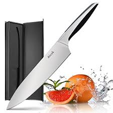 razor sharp kitchen knives amazon com aicok 8 inch chef kitchen knife with stainless steel