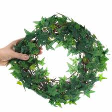 artificial wreath wreaths floral supplies craft