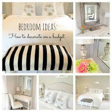 Schlafzimmer Dekoration Ideen Diy Schlafzimmer Deko Ideen Auf Einem Budget Custom Mit Foto Von