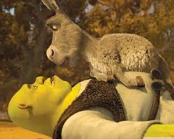 donkey shrek horses u0026 shrek super funny