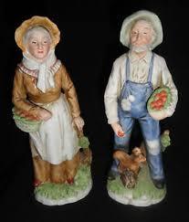 home interiors figurines homco home interiors farmer figurines feeding