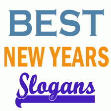 years slogans and sayings