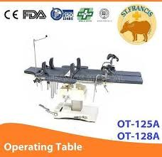 Surgical Table Medical Equipment Operating Table Surgical Table Operation Table