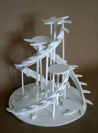 Ingrid Siliakus by Clara Lieu Wellesley College Art Department Staircase Sculpture
