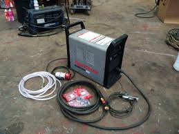 hypertherm powermax 900 plasma cutter 415v