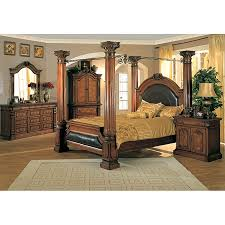 king size poster bedroom sets bedroom at real estate bed set king size canopy sets steel factor with regard to attractive