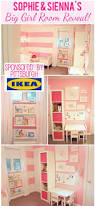 Pink Bookcase Ikea Best 25 Ikea Girls Room Ideas On Pinterest Girls Bedroom Ideas