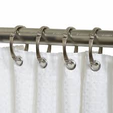 Nickel And Bronze Decorative Curtain by Amazon Com Zenna Home Ssr007bn Neverrust Rustproof Decorative