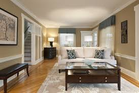 persian rug in modern living room modern house fiona andersen
