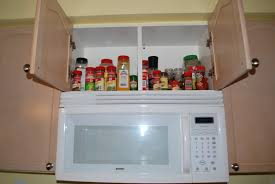 sweet kitchen cabinet space how to end spice storage part core