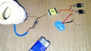 run a 220 volt light bulb on a 9 volt battery win or fail