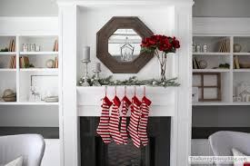 Nautical Family Room Christmas In The Formal Living Room The Sunny Side Up Blog