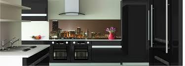 credence cuisine design credence york noir et blanc simple trendy design credence