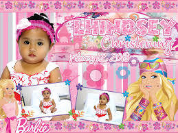 layout for tarpaulin baptismal tarpaulin design barbie for christening template get layout