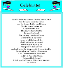 graduation quotes for invitations college graduation party invitation wording cimvitation