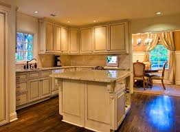 How To Refinish Oak Kitchen Cabinets by Refinishing Oak Kitchen Cabinets Home Furniture