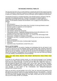 master u0027s thesis outline examples structure proposal thesis