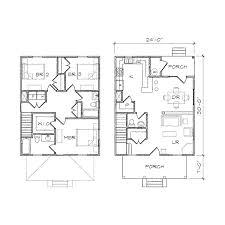 house plan four square ii prairie floor plan tightlines designs