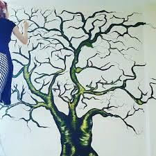 12 best tree oilpainting fresk workart artist arte