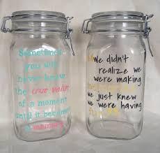 memory jars using scrapbook stickers super cute crafty