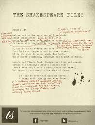 Halloween Haiku Poems The Shakespeare Files Sonnet 116 Annotated