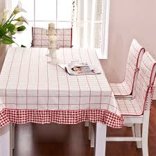 Covered Dining Room Chairs Kitchen Table Covers Pretty Design Ideas Kitchen Dining Room Ideas
