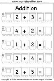 best 25 kindergarten addition worksheets ideas on pinterest