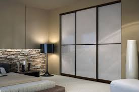 Frosted Glass Closet Sliding Doors Aluminum And Frosted Glass Closet Doors Roselawnlutheran