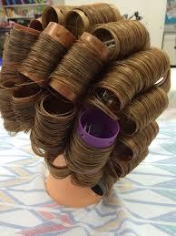 Roller Set Hairstyles 7 Best Roller Set Images On Pinterest Roller Set 21st Century