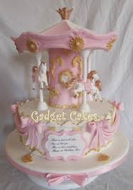 carousel cake topper beautiful carousel cake by gadgetcakes on deviantart