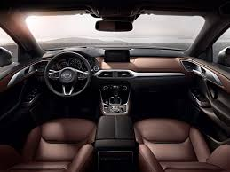 mazda roadster interior 2017 mazda cx 9 wins wards 10 best interiors award inside mazda