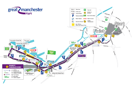 Map Your Run Essentials U2013 Your Guide To The Great Manchester Run