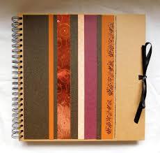 large scrapbook large scrapbook photo album 12 x 12 brown sketchbook travel