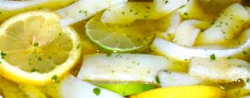 cuisiner des encornets lamelles d encornets marinés manon cuisine