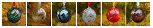start a tradition glass ornaments from chihuly garden and glass