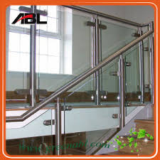 china stainless steel interior stair handrail dd002 china