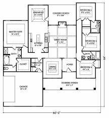 large single story house plans download house plans single story two wings adhome