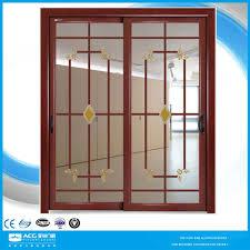 auto sliding glass door partition wall sliding door bathroom