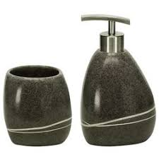 Rustic Bathroom Accessories Sets by Shop Houzz How To Create A Zen Style Bath