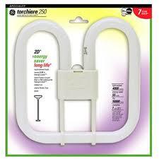 ge lighting biax 2d f552d 835 ge 40184 f552d 830 4p cd 2d 4 pin base compact fluorescent light