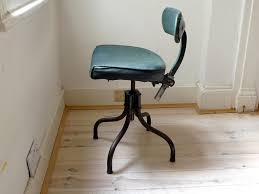 goodform industrial desk office chair 1940s velma vintage
