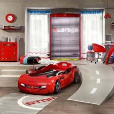 Car Bedroom Ideas Bedroom Wall Art And Shelving Ideas With Kid Bed And Furniture