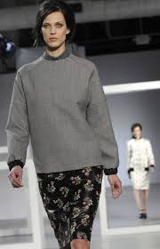 Powder Room Clothing Ny Fashion Week Oil Slicks On Suits Space Inspired Sportswear