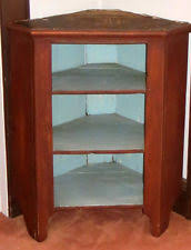 corner cupboard ebay