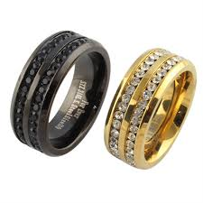 promise ring engagement ring and wedding ring set black gold his and promise ring sets wedding rings for
