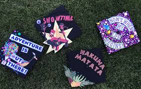 kindergarten graduation caps diy disney inspired graduation caps