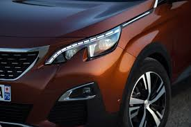Drive Co Uk The Fab All New Peugeot 3008 Suv Reviewed